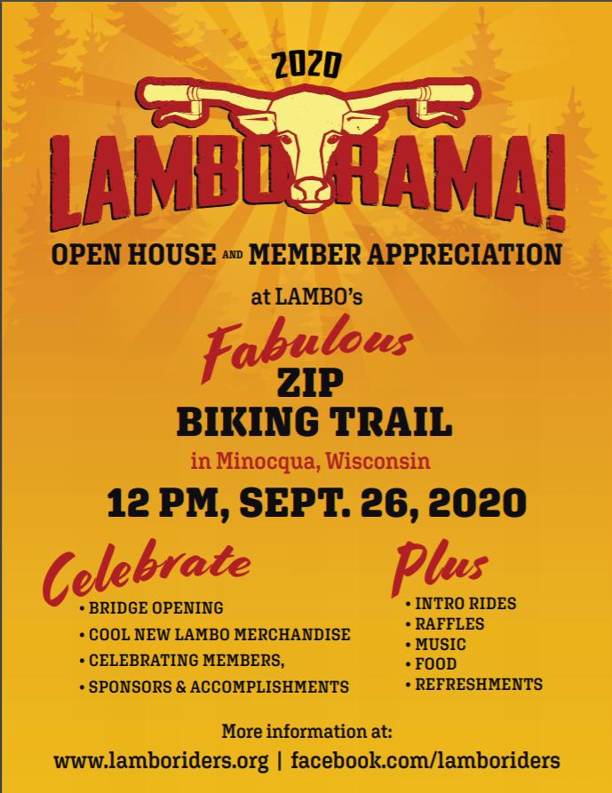 Lamborama2020 Poster