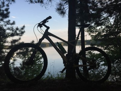 Mountain Bike Clear Lake
