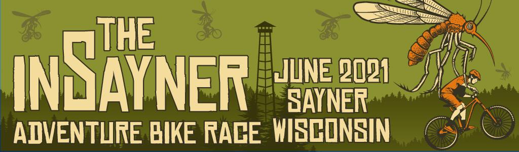 In Sayner Race Web Banner