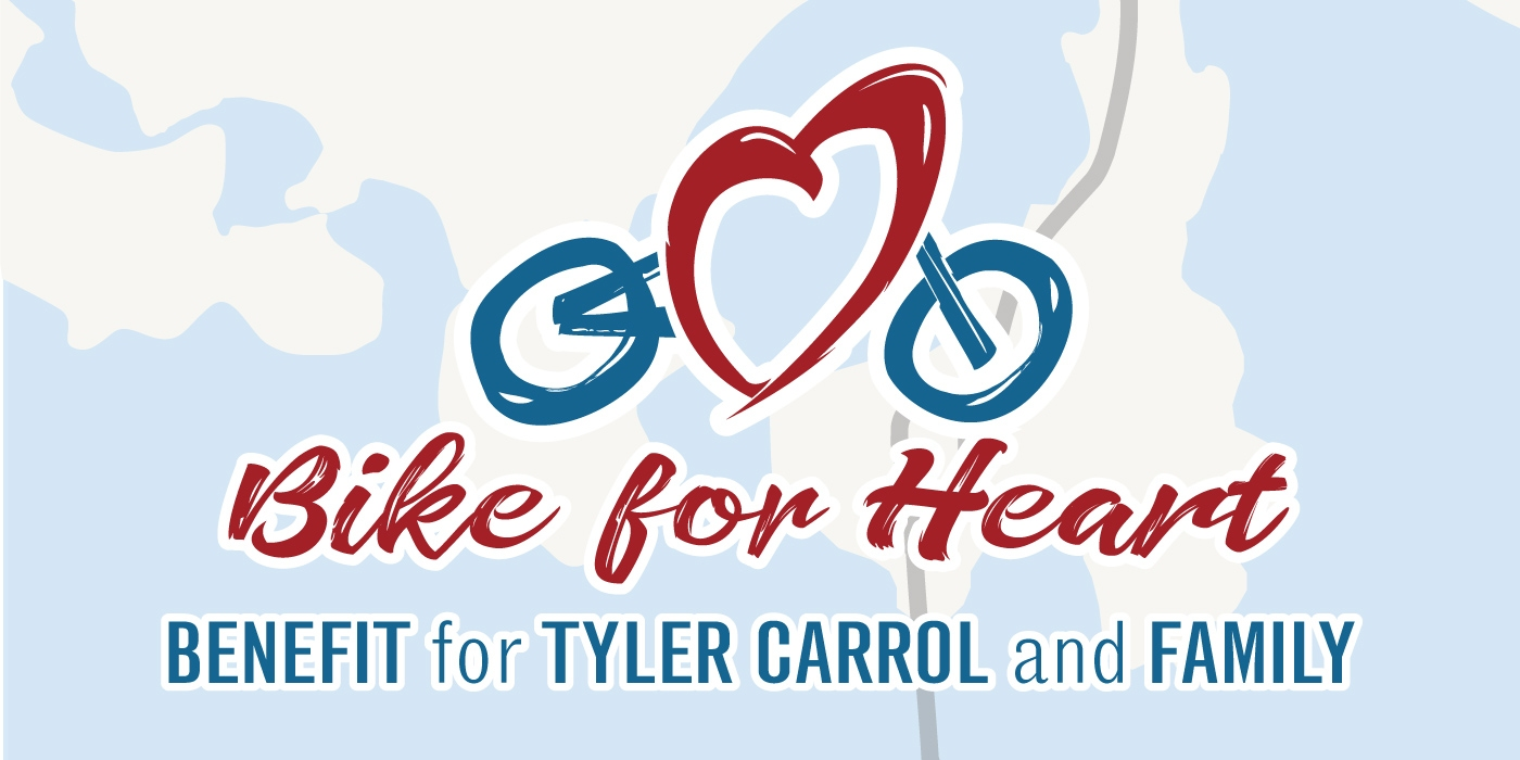 Bike For Heart Web Site Header